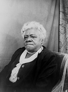 Mary McLeod Bethune.  Photo: Wikipedia
