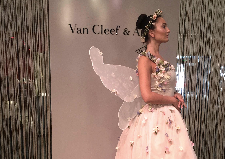 Van Cleef & Arpels, Design Days   Costume Design