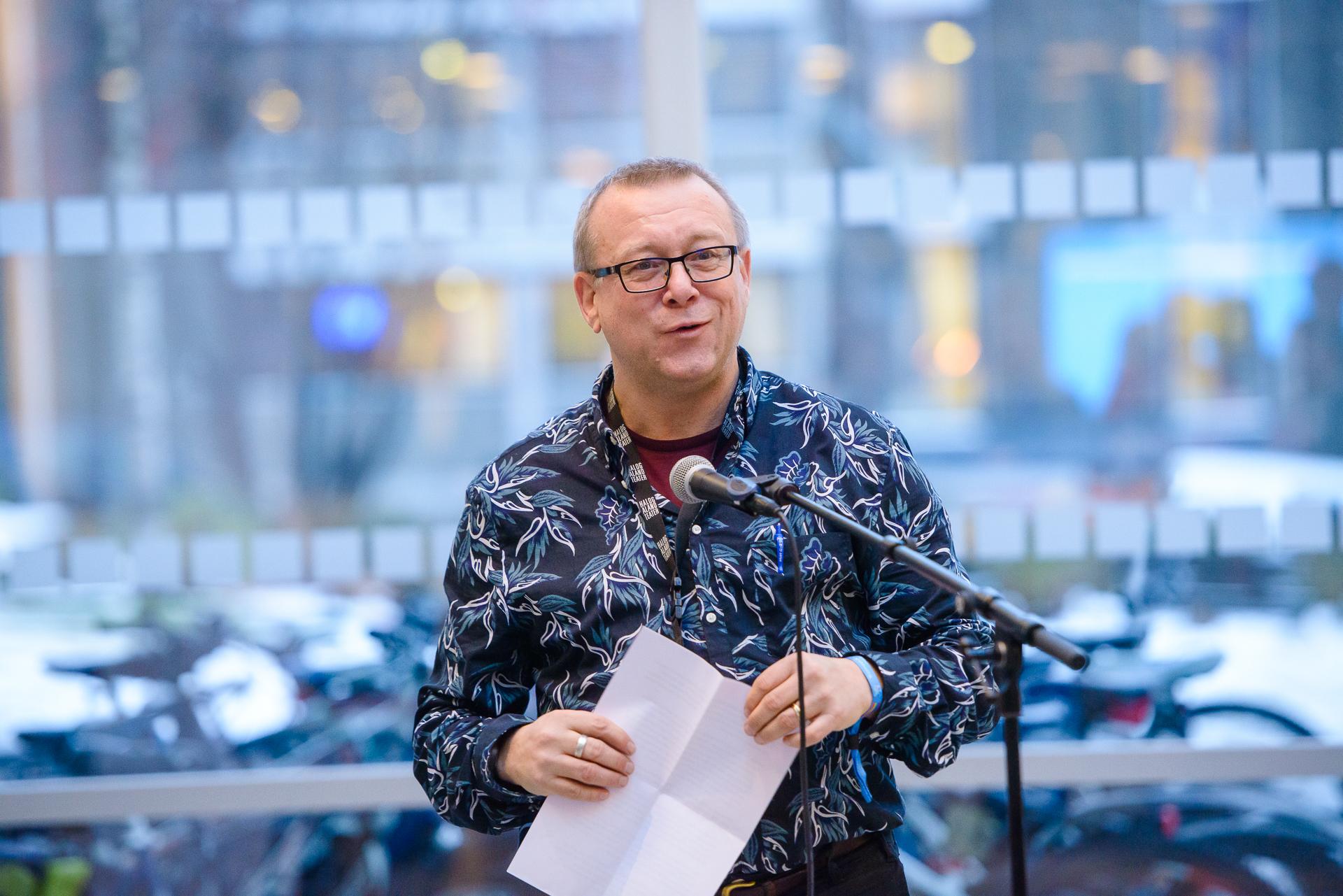 Stein Sebastian Fredriksen. Alle foto: Lars Åke Andersen