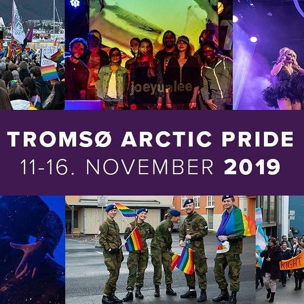 #tromsøarcticpride #tromsoarcticpride #arcticpride #tromso #tromsø #pride #stonewall50 #lgbtqia #equality