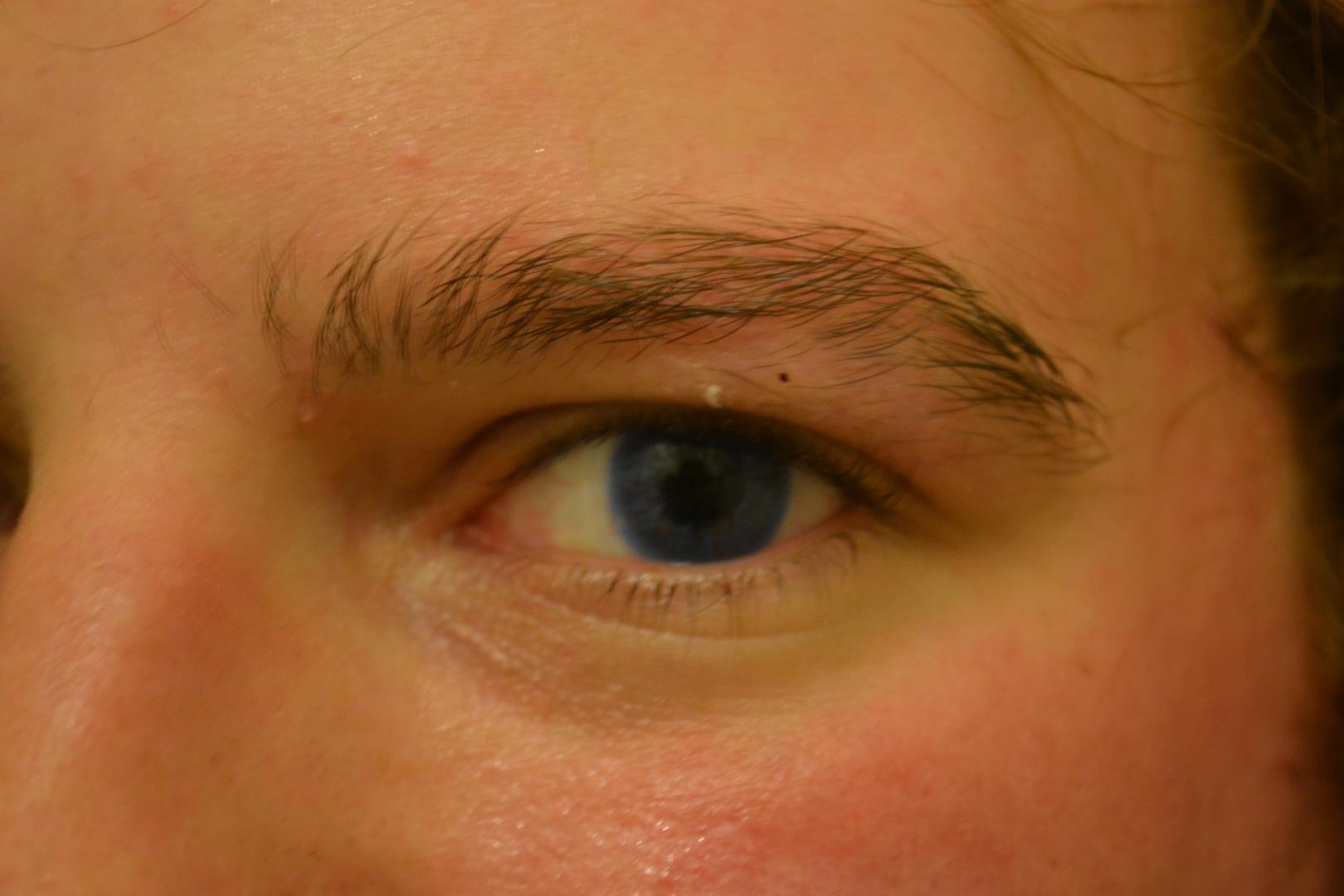 Thor's eyes