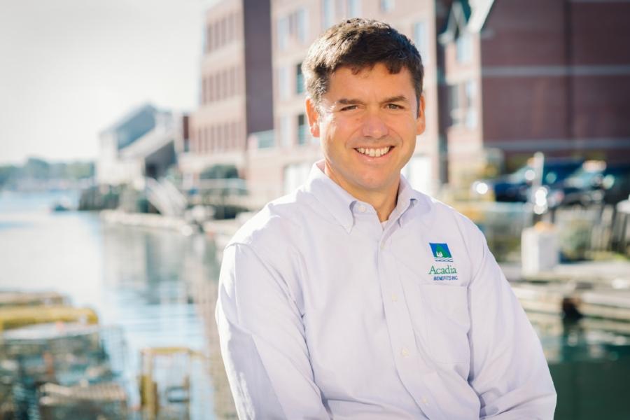Scott McKee, Acadia Benefits, Portland, ME