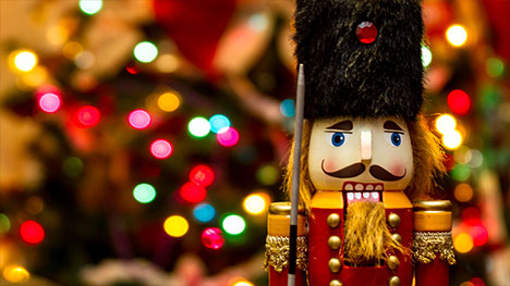 THE NUTCRACKERSaturday, December 21 | 4pmSunday, December 22 | 4pmwith the Fairfax Ballet - Create a holiday tradition your family will always cherish with Tchaikovsky's holiday classic.