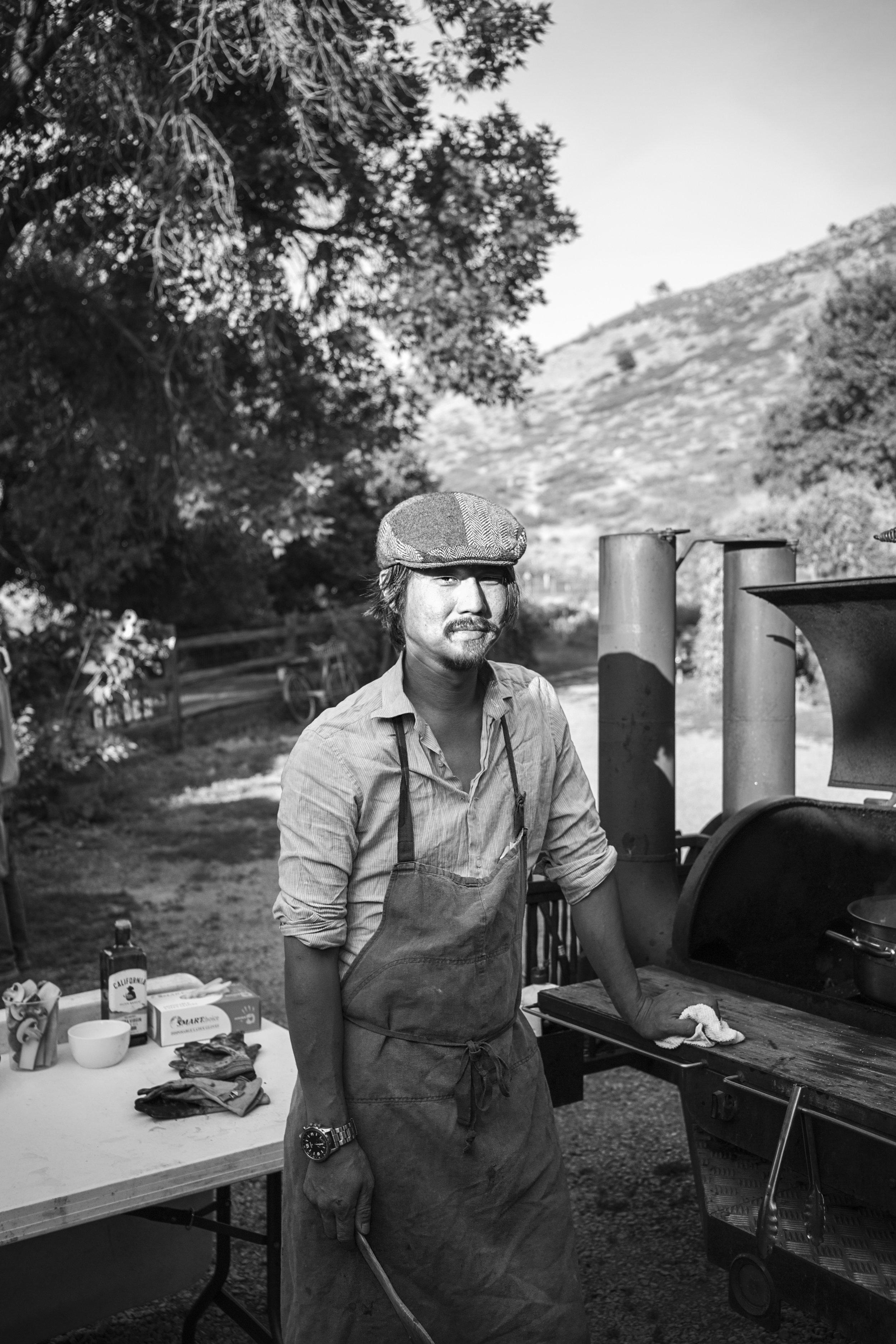 Chef Miguel Station BW V.jpg