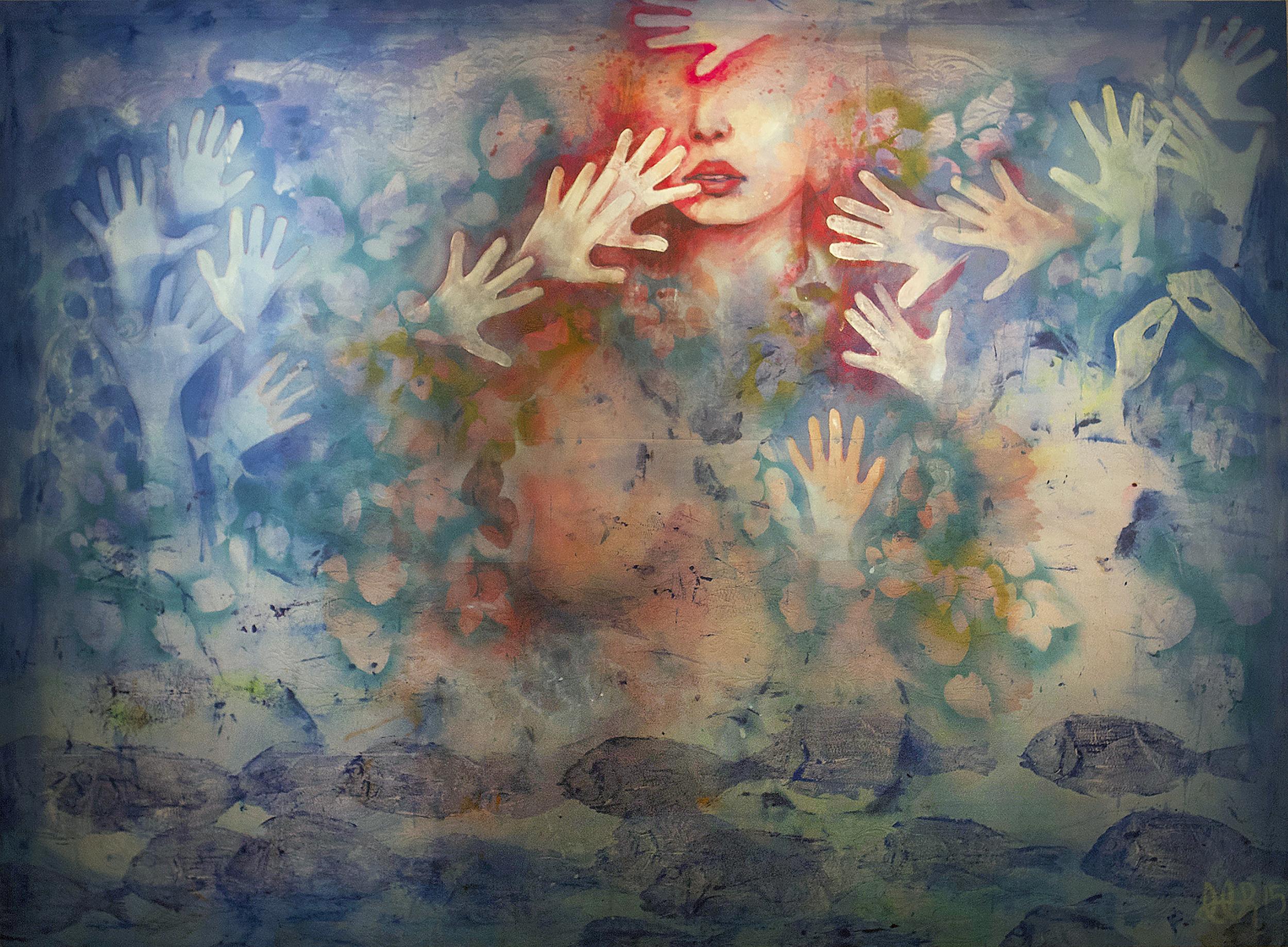'Fish Fingers' (2015) Image courtesy of John Atkinson.