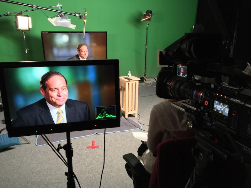 CNN studios, Boston