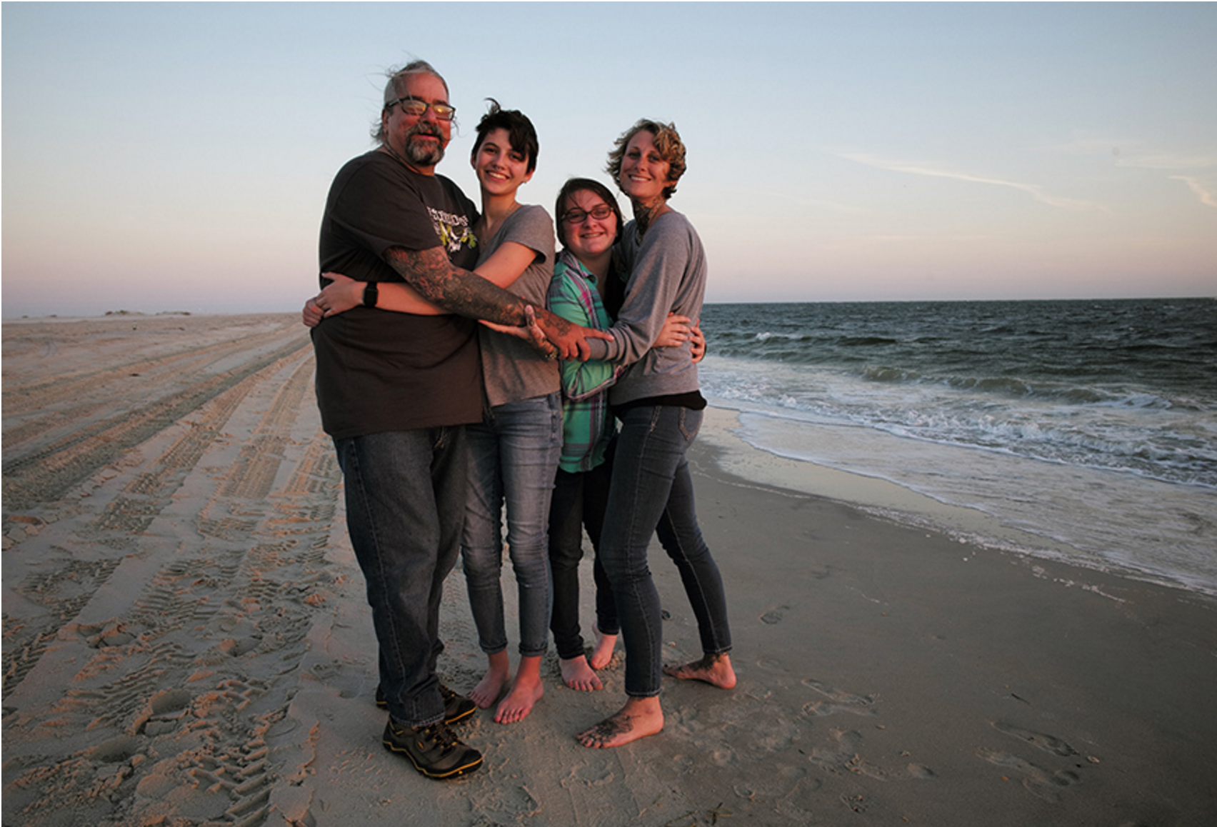 Beth Fairchild and her Family   (photo: storyhalftold.com)