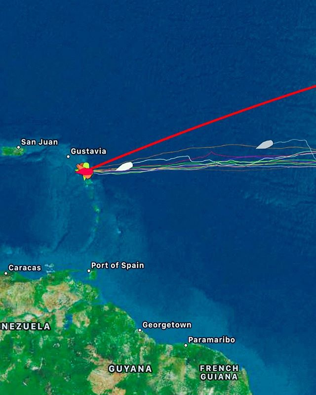 Kurt and John are just around the corner!!! Stay tuned and track their progress on YB Races during their last few days on the ocean!! #twac #twac2016 #thesamfund