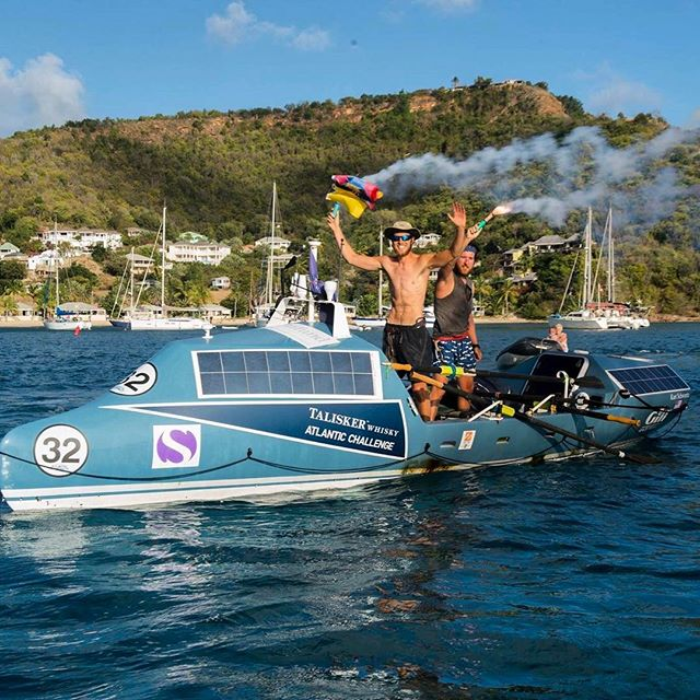 79 days, 8 hours, and 38 minutes. #twac #twac2016 #atlanticcampaigns 📸: Ted Martin