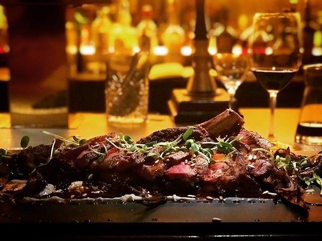 Does this need a caption?  Dry aged CAB Ribeye on the @biggreenegg .⠀ .⠀ .⠀ .⠀ .⠀ .⠀ #nycrestaurants #nycdining #nycfoodie #eeeeeats #foodie #feedfeed #f52grams #cheflife #foodporn #chefsofinstagram #truecooks #forkyeah #foodofig #foodiesofinstagram #nycfood #nyceats #foodandwine #ribeye #bonein #steak #certifiedangusbeef #kingsleynyc #thisiswhatdreamsaremadeof