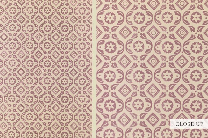 Ecru/Lilac - W15-02