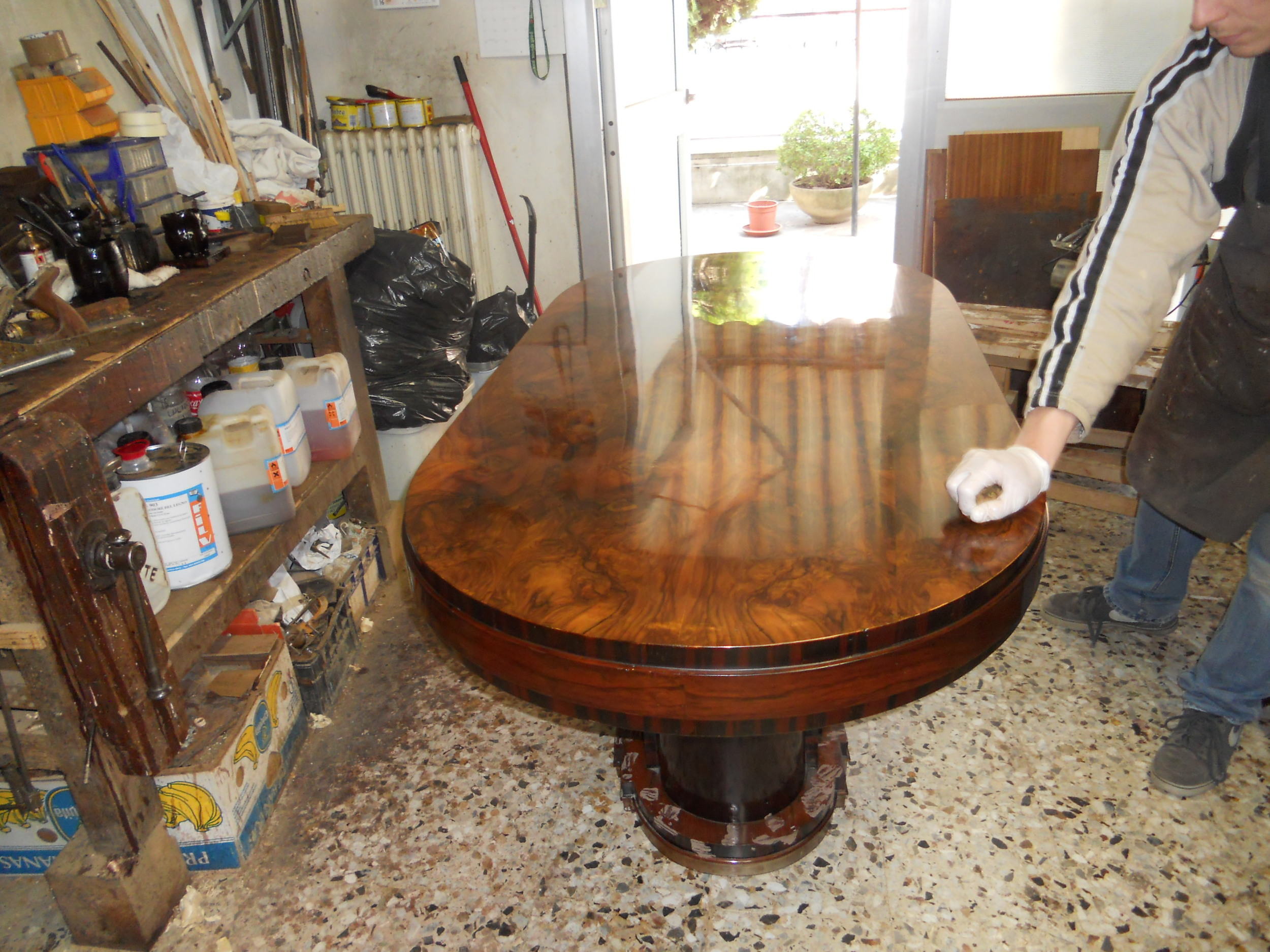 In the studio - Mid Century Italian design - Art deco Furniture - dining table