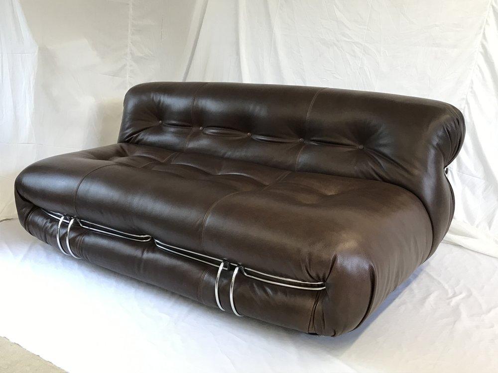 Italian Mid Century Sofas | Tobia Scarpa Sofa