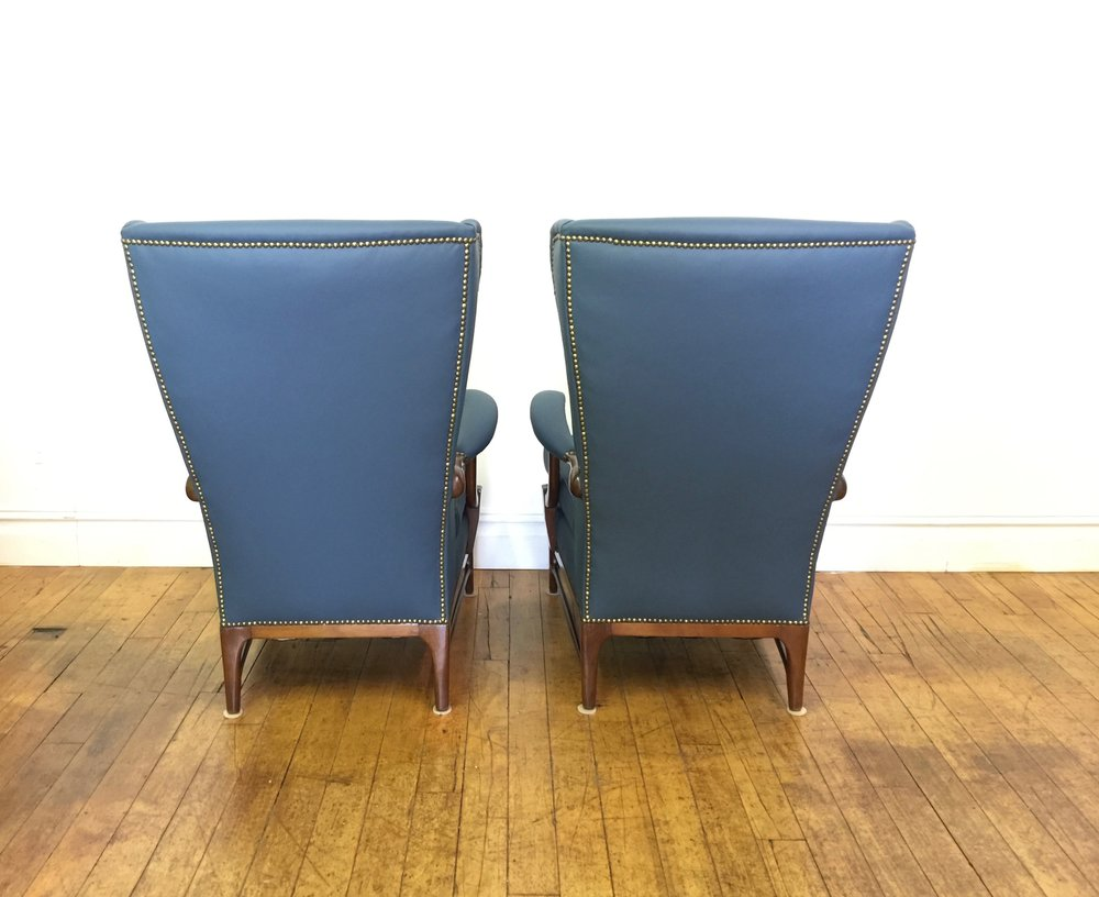 Mid Century Modern Italian Design | Mid Century Furniture | Lounge Chairs