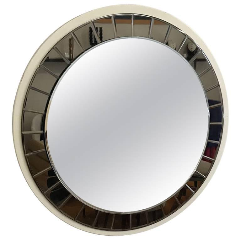 Cristal Art Mirror frame wood