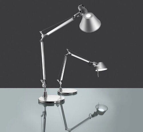 Tolomeo Lamp design Michele De Lucchi for Artemide (1989)