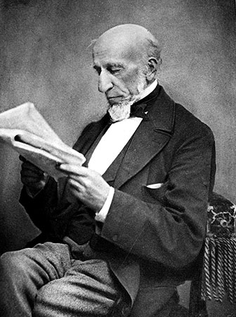 Our founder, John Murray Forbes (1813-1898)