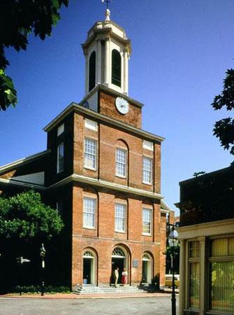 Charles St. Meeting House, 121 Mount Vernon St. Boston  © Steve Rosenthal
