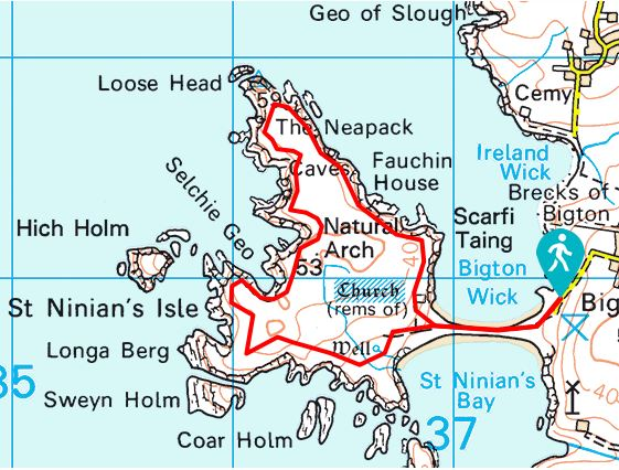 St Ninian's Isle Circular  - Promote Shetland (www.shetland.org)