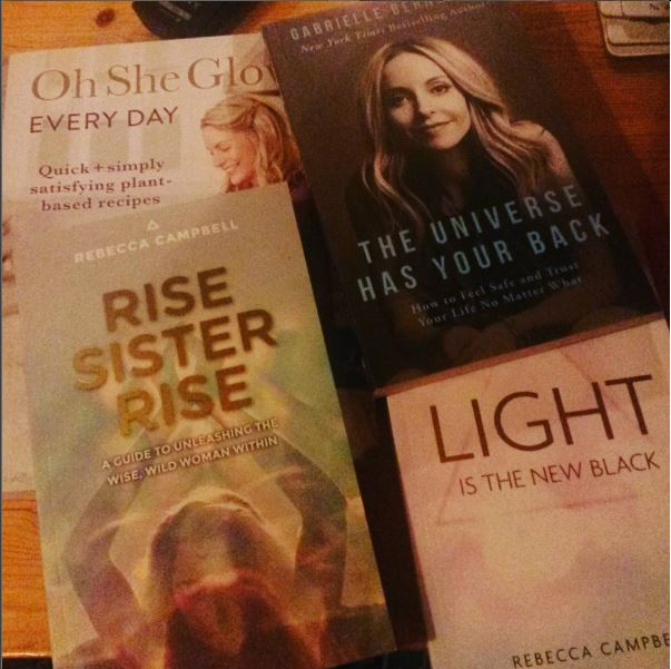 Inspirational Hibernation Reading :D