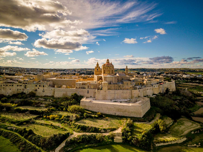 Mdina, Malta  - Devlo Media