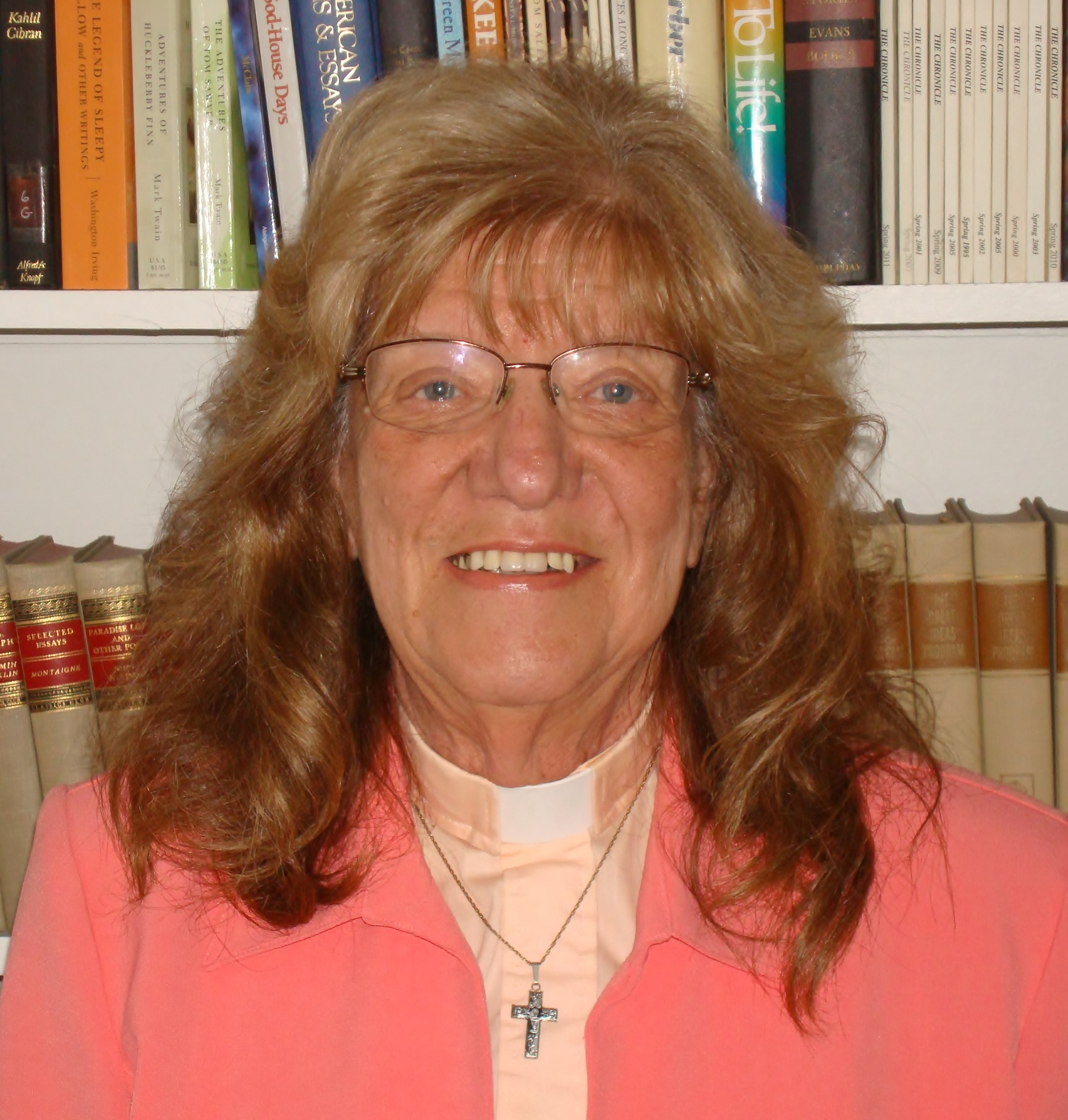 Rev Carol Gathagan