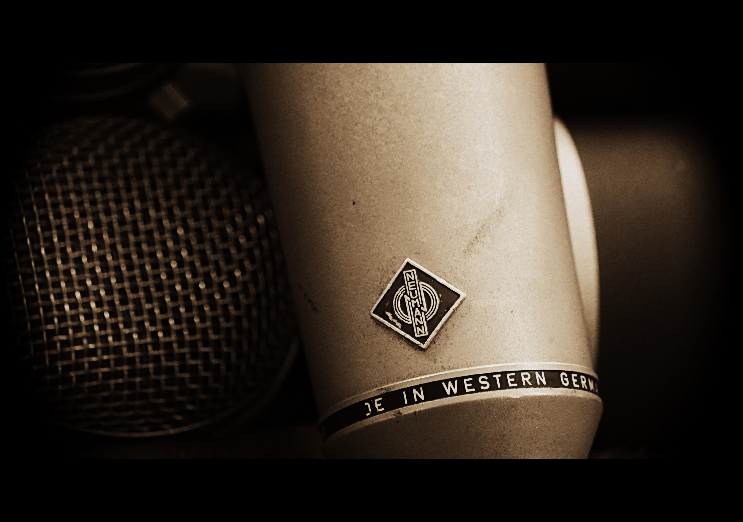 Photo for Neumann Microphones at D'Herde East. Photo by Ryan D'Herde