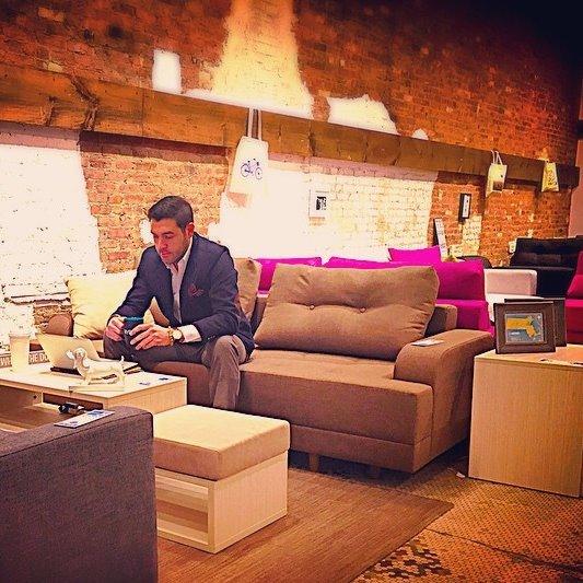 Brand Development for Smart Sofa