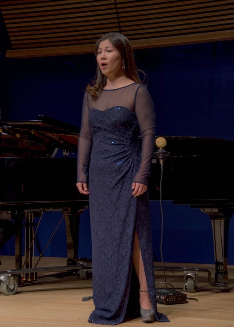 Dr. Jieun Park, Ji Eun Park, Sounds of Spring, D'Herde East