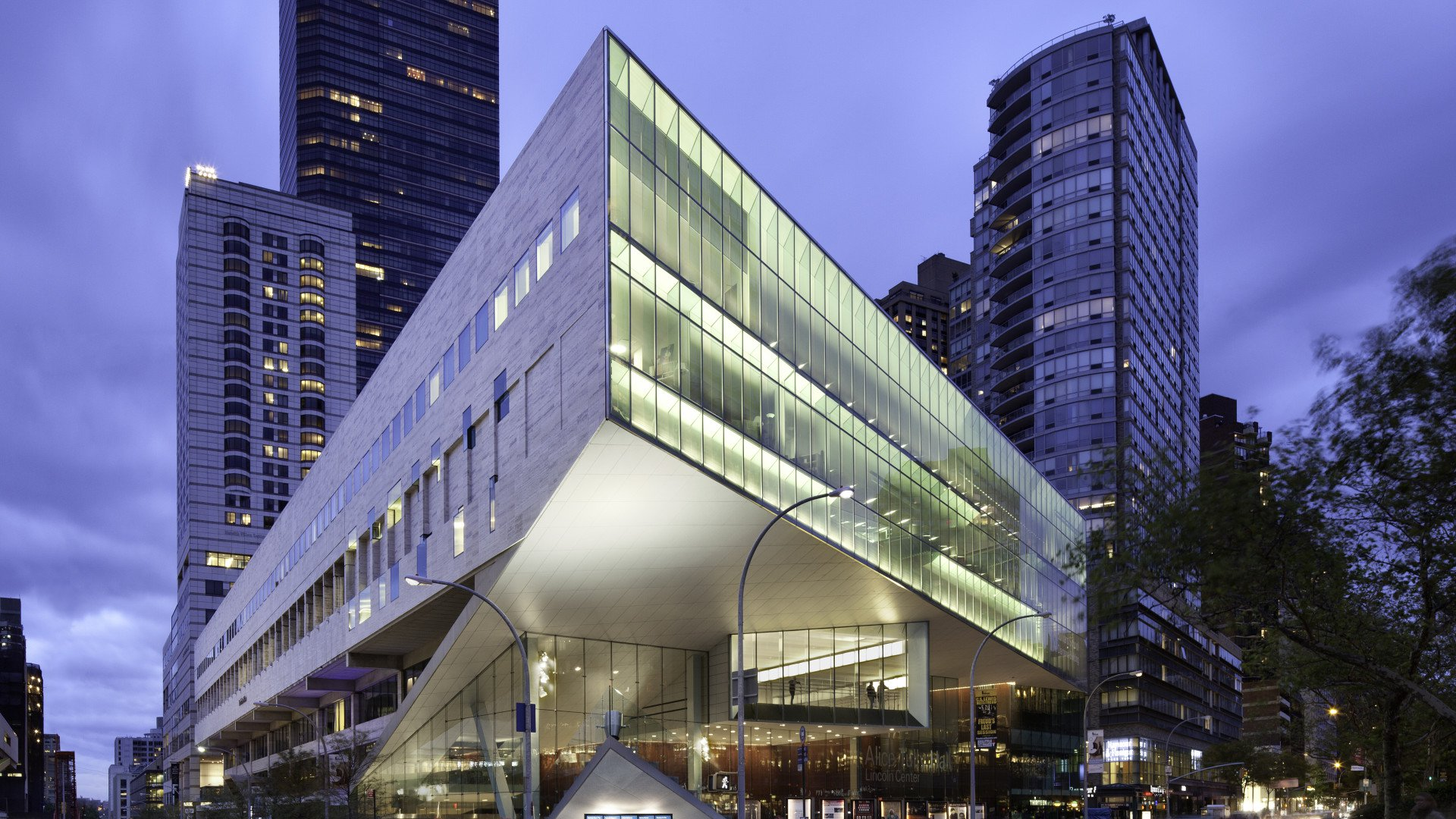 NYC - Juilliard