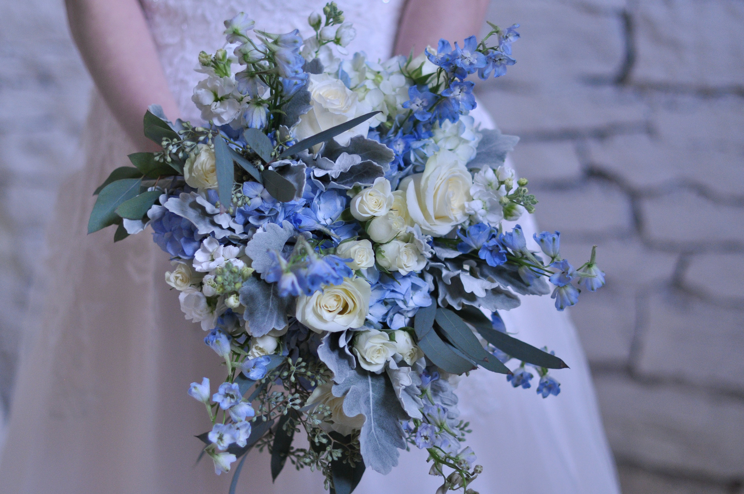 Courtenay Lambert Florals, Fraiche Blooms, Sea Glass, Weddings, Cincinnati, Ohio
