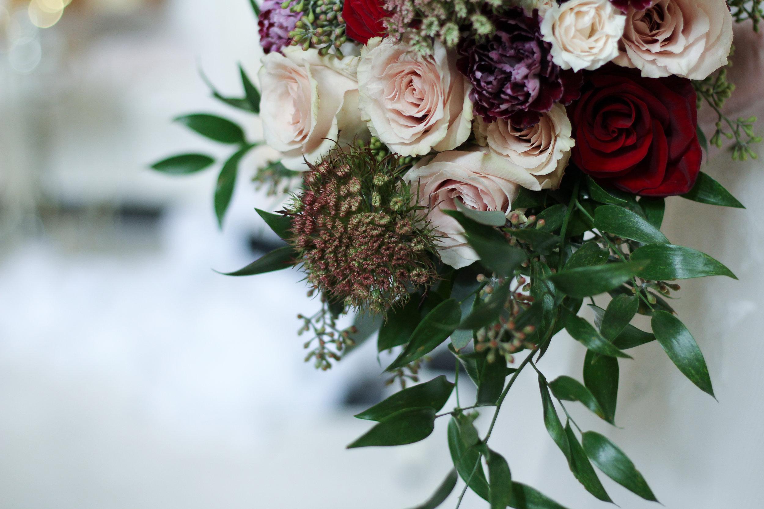 Courtenay Lambert Florals, Fraiche Blooms, Tuscany, Weddings, Cincinnati, Ohio