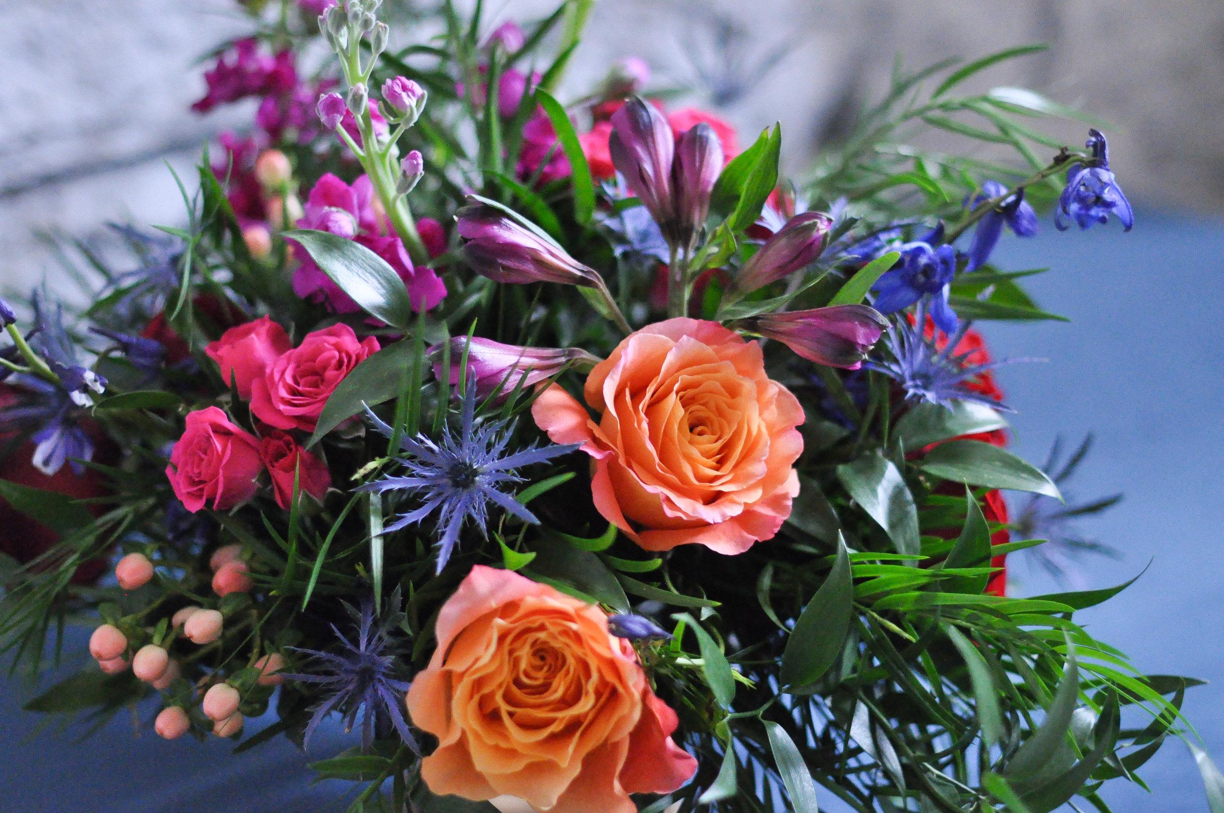 Courtenay Lambert Florals, Fraiche Blooms, Jewel, Weddings, Cincinnati, Ohio