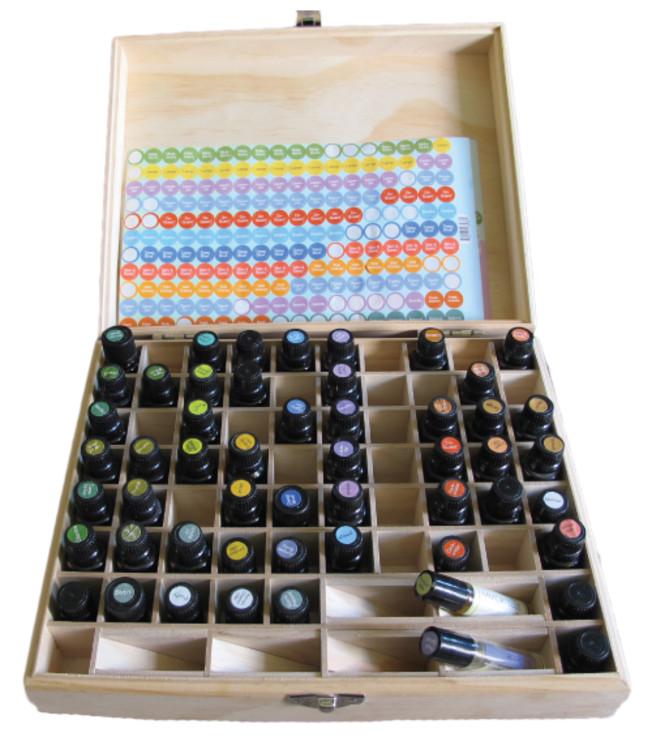 Jeanne Call's dōTERRA oils