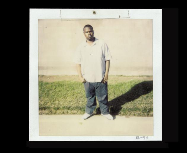 """""""Fat Tone"""" at California's Calipatria prison, December 1993. Courtesy: The Atavist"""
