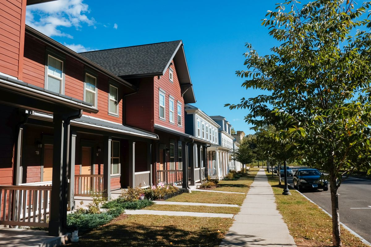 Stephen Yang  | The new Brookside Estates houses