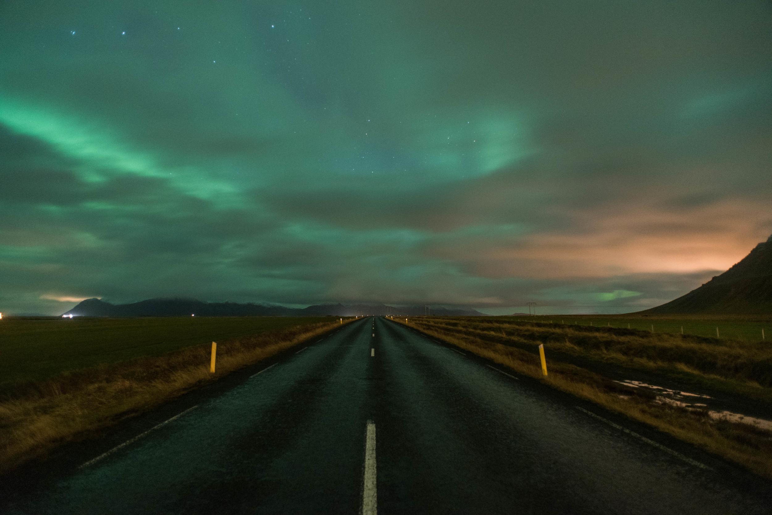 Aurora Road