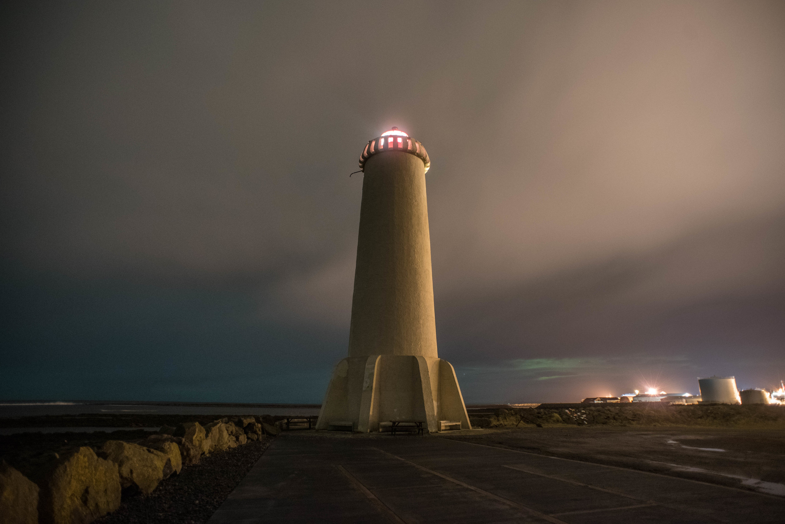 Lighthouse at Akranes