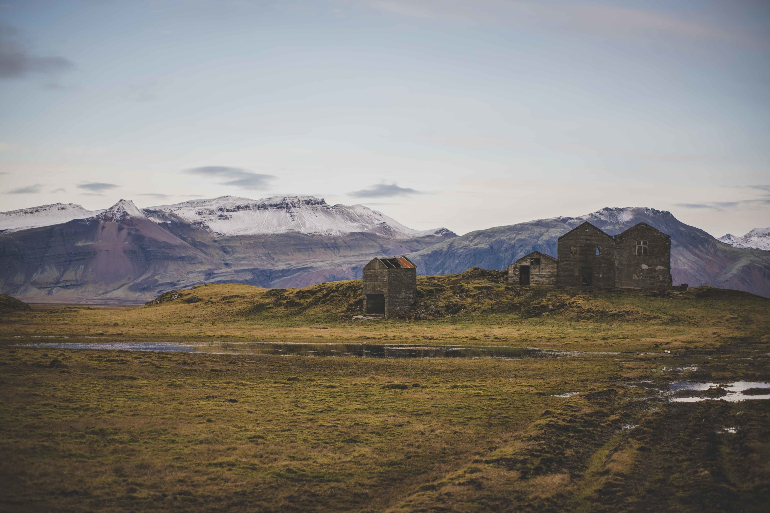 Ruin and Icelandic landscape.jpg