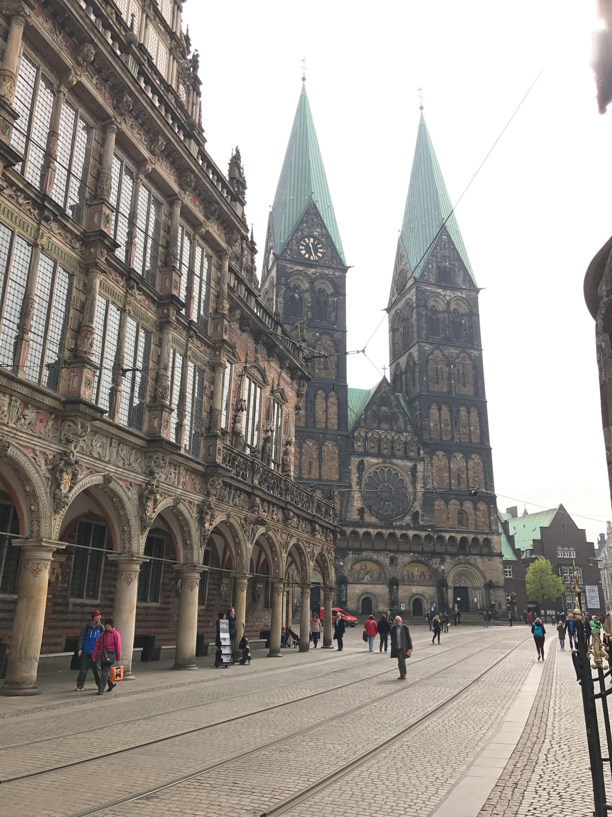 Central Square, Bremen