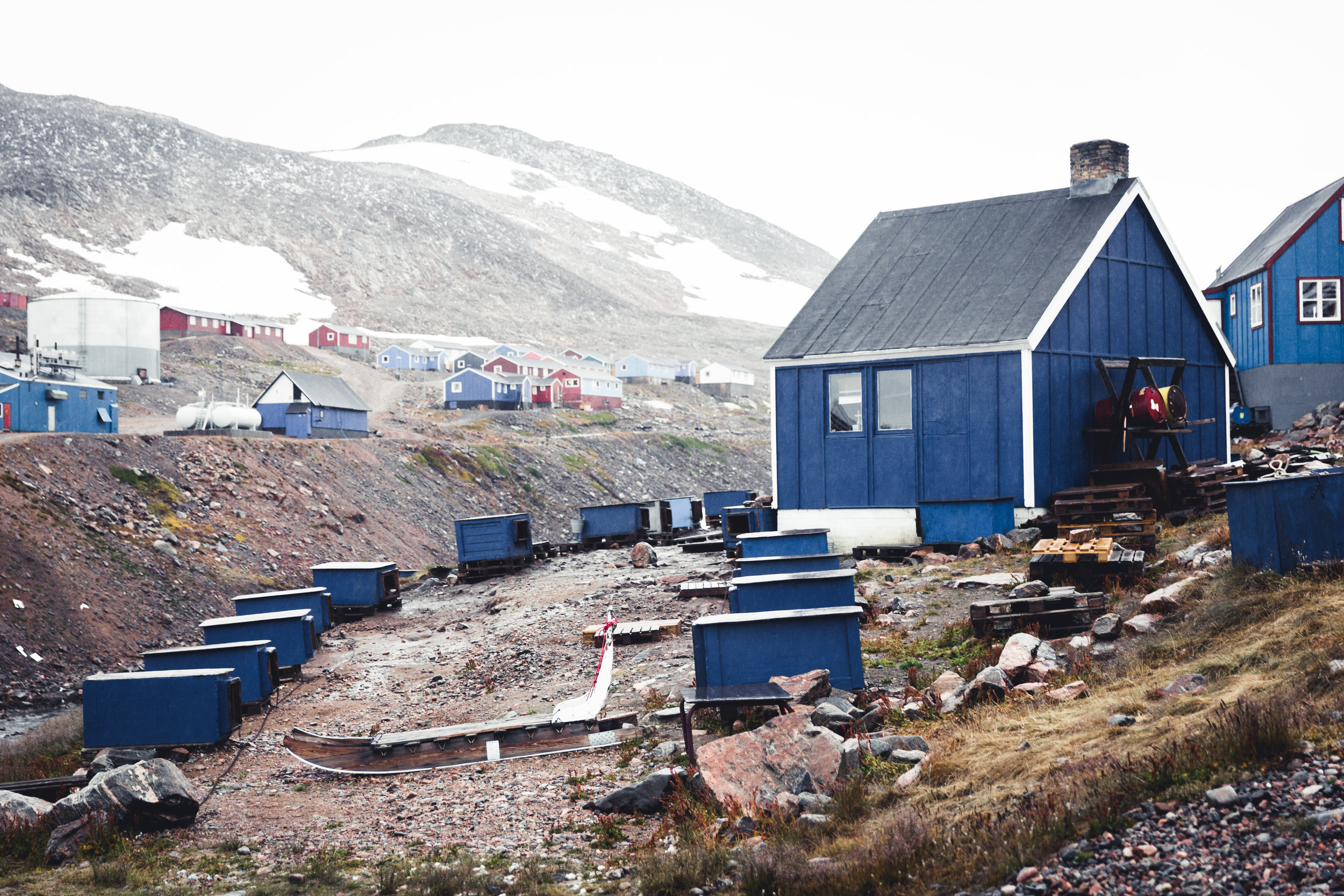 Silent Arctic Greenland Photography Workshop Greenland Village