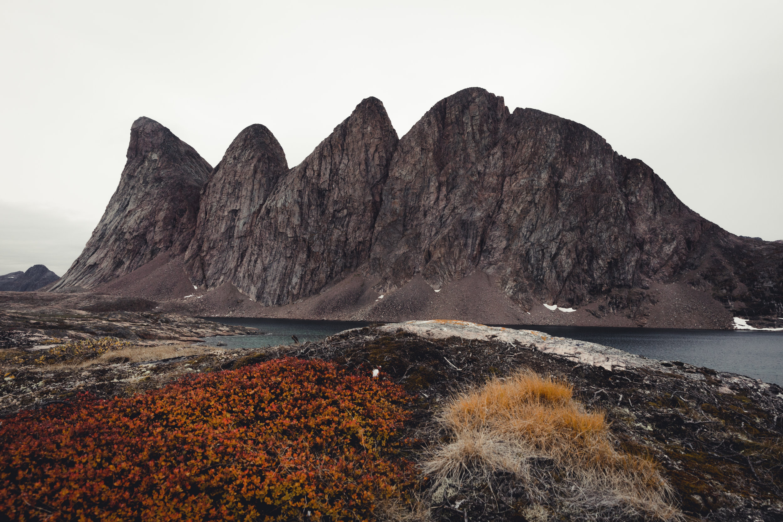 Silent Arctic Greenland Photography Workshop Beautiful Greenlandic Mountains