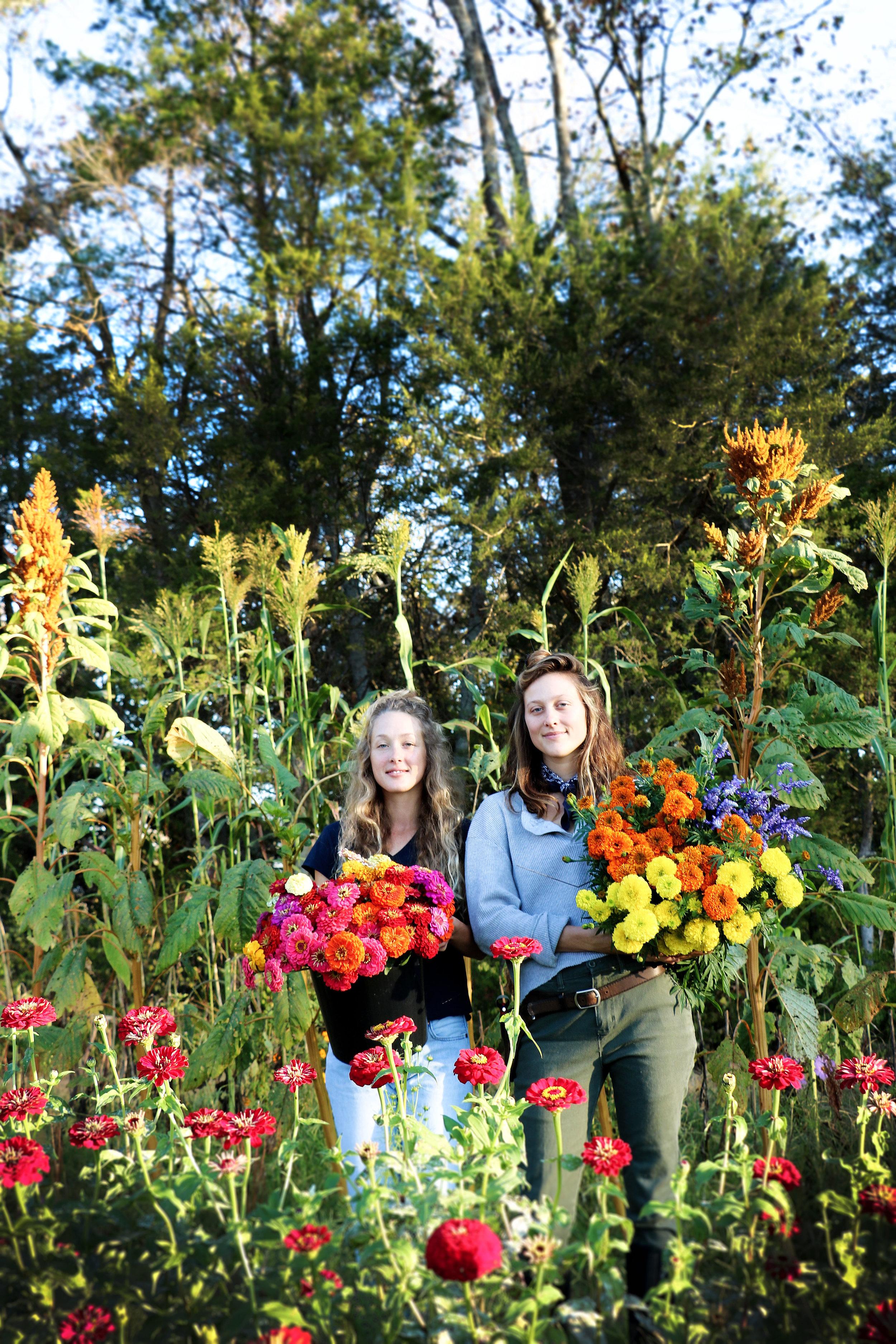 The Farmer S Florist Our Farmers