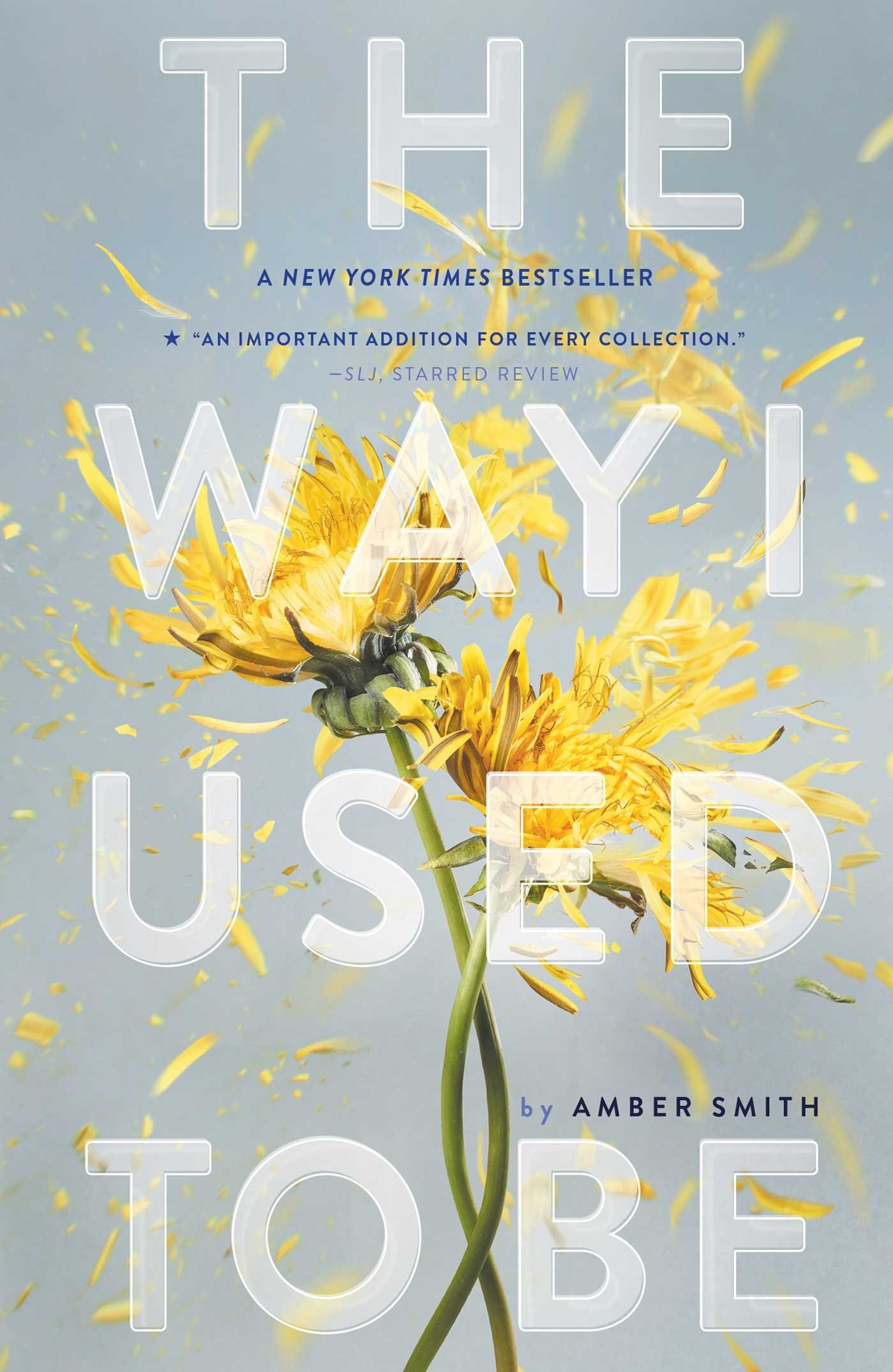 The Way I Used to Be By Amber Smith follows the story of a young woman as she struggles to find strength in the aftermath of an assault.  This book is an  OYT book club  read for the month of October.