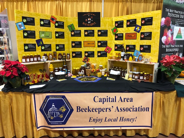 CABA Display wins the Blue Ribbon at the 2019 Pennsylvania Farm Show