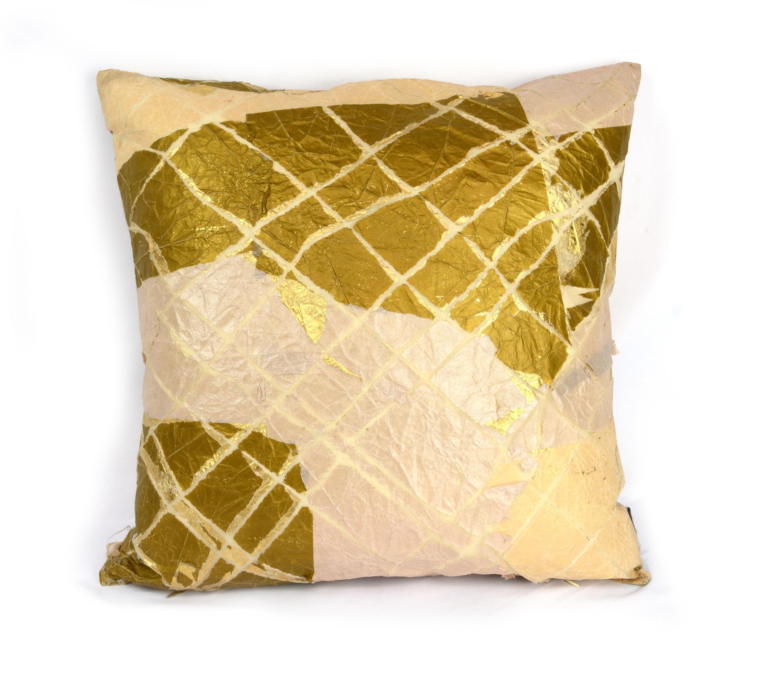 Bronze Grid Tissue Silk.JPG