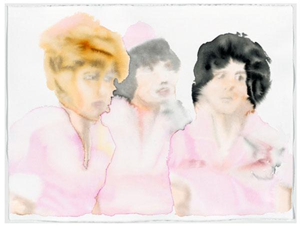 Flo, Vera, and Alice