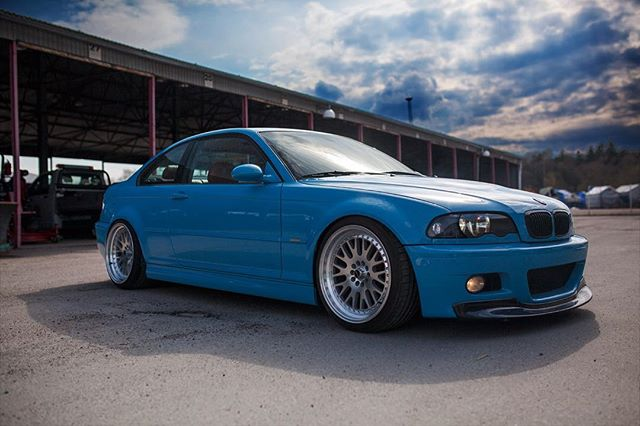 Clean E46 Owner: @mgrannas  #oijoij #bmw #staic