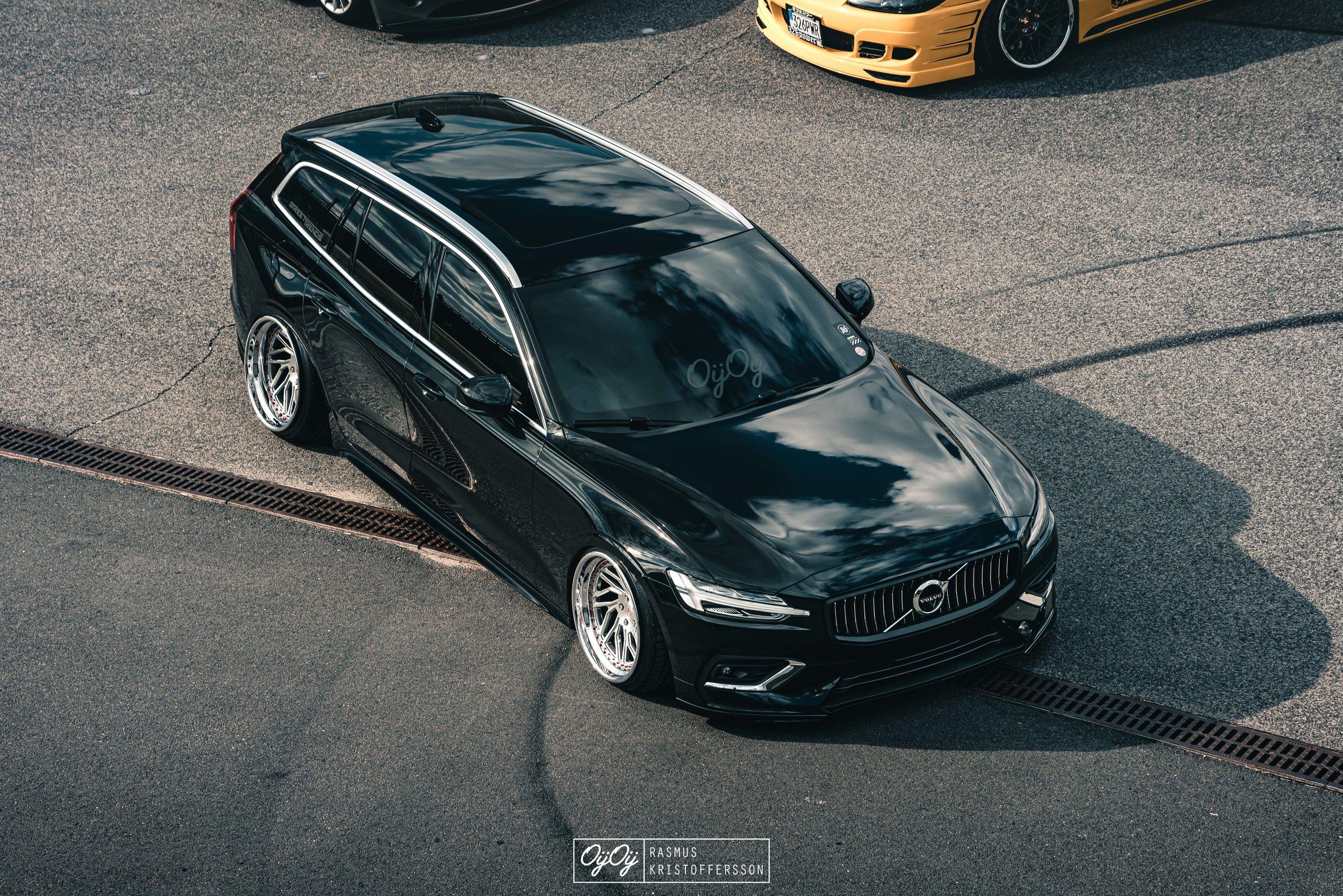 TOP 8 - Robin Lindhavs 2018 Volvo V60