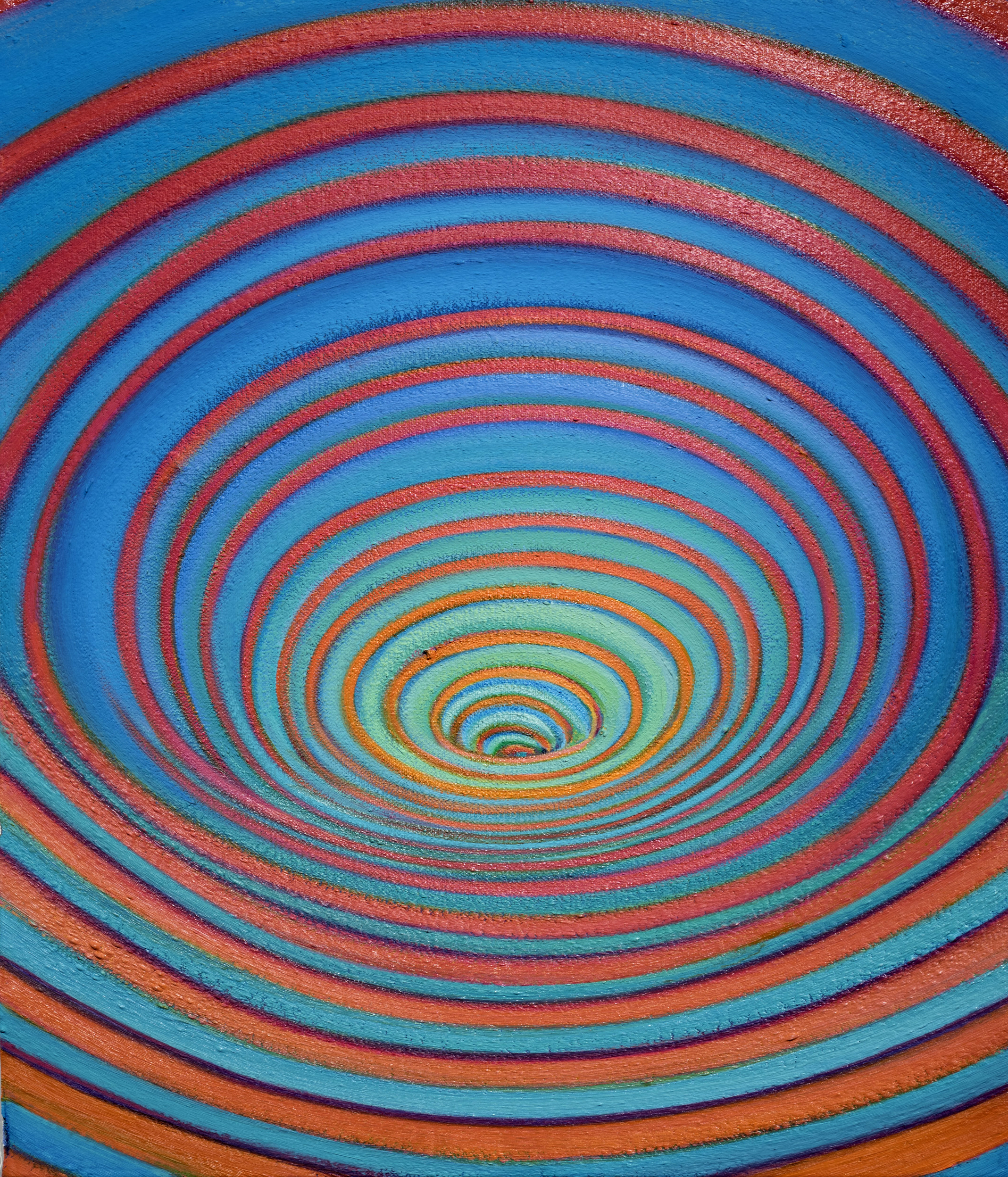 Ripple Ellipse: Vortex